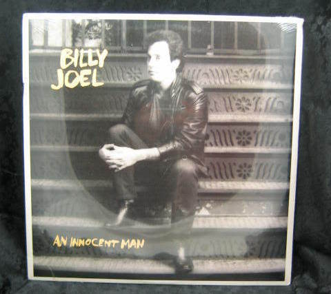 Billy Joel  An Innocent Man 1983 Columbia QC 38837 Sealed