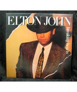 Elton John  Breaking Hearts 1984 Geffen Records GHS 24031 - $3.99