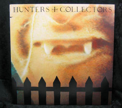 Hunters and Collectors Self Titled 1982 A&M Records