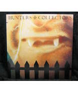 Hunters and Collectors Self Titled 1982 A&M Records - $3.99