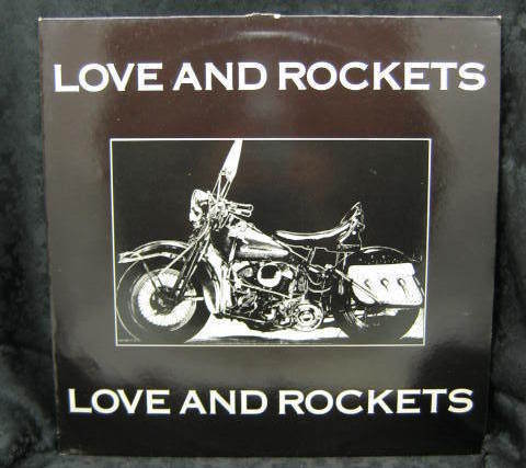 Love and Rockets Motorcycle 1989 Beggars Banquet Records