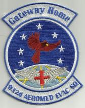 United States AIR FORCE 932nd Aeromedical Evacuation Squadron Military P... - $11.87
