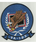 US NAVY VA-122 Aviation Attack Squadron  Military Patch THE - Flying Eagles - $10.88