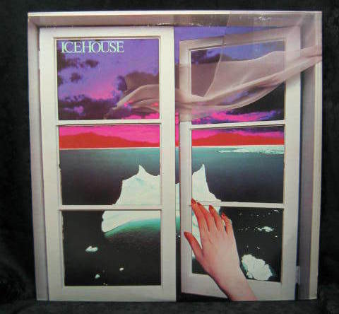 Icehouse Self Titled 1981 Chrysalis Records 1350