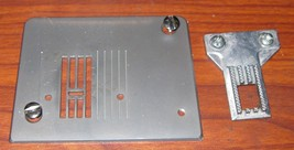 Brother XL-3022 Throat Plate & Feed Dog w/Screws - $12.50