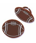 Football Ring 8pk Cake Decoration [Toy] - $3.74 CAD
