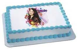 1/4 Sheet ~ iCarly Rocks Birthday ~ Edible Image Cake/Cupcake Topper!!! ... - €7,31 EUR