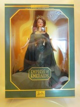 Barbie Empress of Emeralds First in Royal Jewels Collectiion Series NIB - $81.82