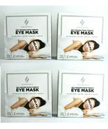 4 x JUVE NATURALS Self Heating Aromatheraphy Eye Mask - Unscented 24 masks  - $23.75