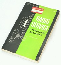 Radio Service Training Manual (Edward F Rice, 1964) First Edition Paperb... - $24.95