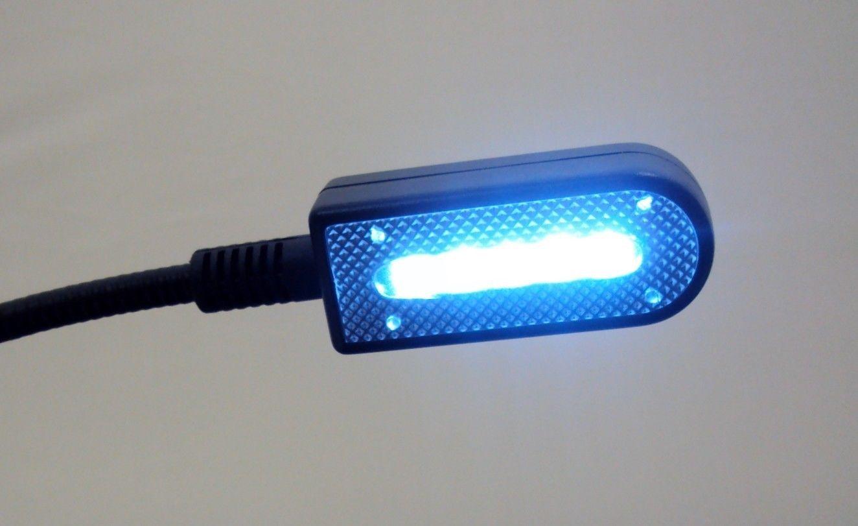 usb 5 led 18 stick light for laptop or pc led laptop lights. Black Bedroom Furniture Sets. Home Design Ideas