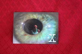 The X-Files 731 Chromium Card Chase Topps Season 3 X3PF 2 1996 Fox - $1.77