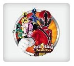 Power Rangers Samurai Edible Cupcake Toppers Decoration - $8.07