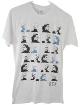 Startee Womens T Shirt sz S Dixie Chicks 2010 concert tour Canada USA wh... - $16.82