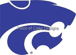 """8"""" Round ~ Kansas State Logo ~ Edible Image Cake/Cupcake Topper!!! [Misc.] - $11.02 CAD"""