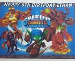 Game/Play Skylanders Giants Personalized Edible Image Kid/Child [Toy]