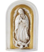 Ebros Our Lady Of Guadalupe Arched Wall Decor Virgin Mary Patron Saint O... - $32.66