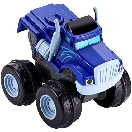 Blaze and the Monster Machines CGK24 Slam and Go Crusher Die Cast Model  - $83.00