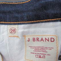 J Brand Jeans Womens 28 Skinny Ink C37 image 4