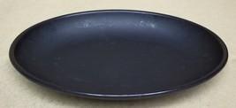 Carlisle 7916 Platter 16in Black Plastic - $19.64