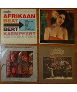 Record Album Qty 4 Leo Addeo Hawaii Bachman Tou... - $21.80