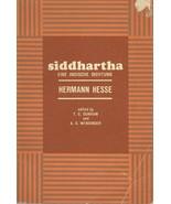 Siddhartha:Eine indische Dichtung by Hermann Hesse;(German Ed.)(German);... - $9.97