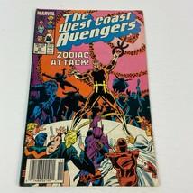 The West Coast Avengers Marvel Comics #26 Nov 1987 Comic Book - $9.88