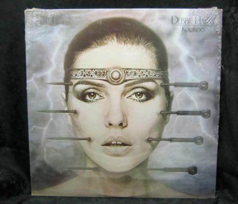 Debbie Harry KooKoo 1981 Chrysalis Records CHR 1347 Sealed