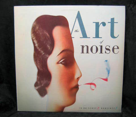 Art of Noise In No Sense Nonsense 1987 Promo Record