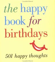 Happy Book Birthdays (Little Books) [Hardcover] Cader Books - $6.79