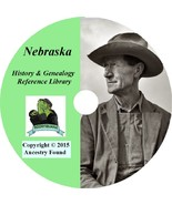 125 old books - NEBRASKA - History & Genealogy - Family Tree, Ancestry, ... - $6.76