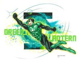Green Lantern Logo ~ Edible Image Cake / Cupcake Topper - $8.54