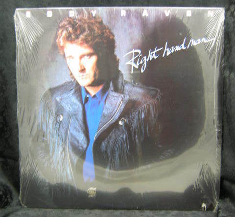 Eddy Raven Right Hand Man 1986 RCA Records Sealed
