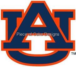 "8"" Round ~ Auburn University Logo ~ Edible Image Cake/Cupcake Topper!!! ... - $11.02 CAD"