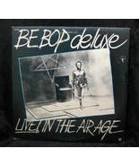 BeBop Deluxe Live In the Air Age 1977 EMI 2 Record Set - $4.99