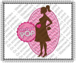 "2"" Round ~ Ready To Pop Birthday ~ Edible Image Cake/Cupcake Topper!!! [... - ₨599.16 INR"