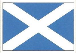 Scotland ~ Country Flag ~ Cake / Cupcake Edible Image - $7.60