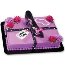 Favorite High Heels DecoSet Cake Decoration [Toy] - €7,31 EUR