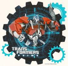 Transformers ~ Edible Image Cake / Cupcake Topper - $8.54