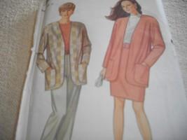 Misses' Pants, Skirt & Jacket Pattern Simplicity 7955 - $5.00