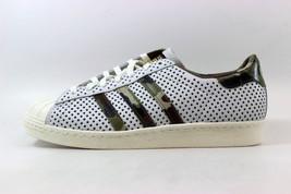 80s SZ Vintage Camo Quickstrike Gold Men's 10 White Q16292 Adidas Superstar 1wqz66