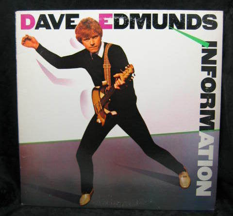 Dave Edmunds Information 1983 Columbia Records FC 38651