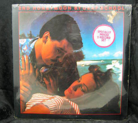 Deaf School 2nd Honeymoon 1978 Warner Records Sealed