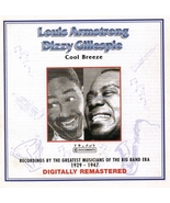 Louis Armstrong , Dizzy Gillespie (Swing) 2 CD  - $2.25