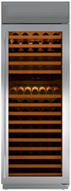 "Sub-Zero WS30STHRH 30"" Wine Storage with 147-Bottle Capacity Right Hinge - $4,157.95"