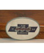 Pre-Owned Men's R J Roberts 1982 Indianapolis Z28 Camaro Belt Buckle - $29.70