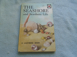 Vintage 1964  Lady Bird Book The Seashore Series 536 - $7.94