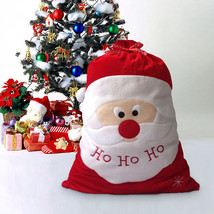 Christmas Christmas Gift Santa Large Sac stockings Big FEN# - $17.99