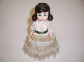 """Madame Alexander 8"""" Scarlett Gone with the Wind Doll - $27.65"""