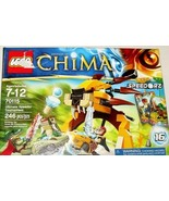 LEGO Legends of Chima Ultimate Speedors Tournament #70115 246 Pieces NEW - $29.99